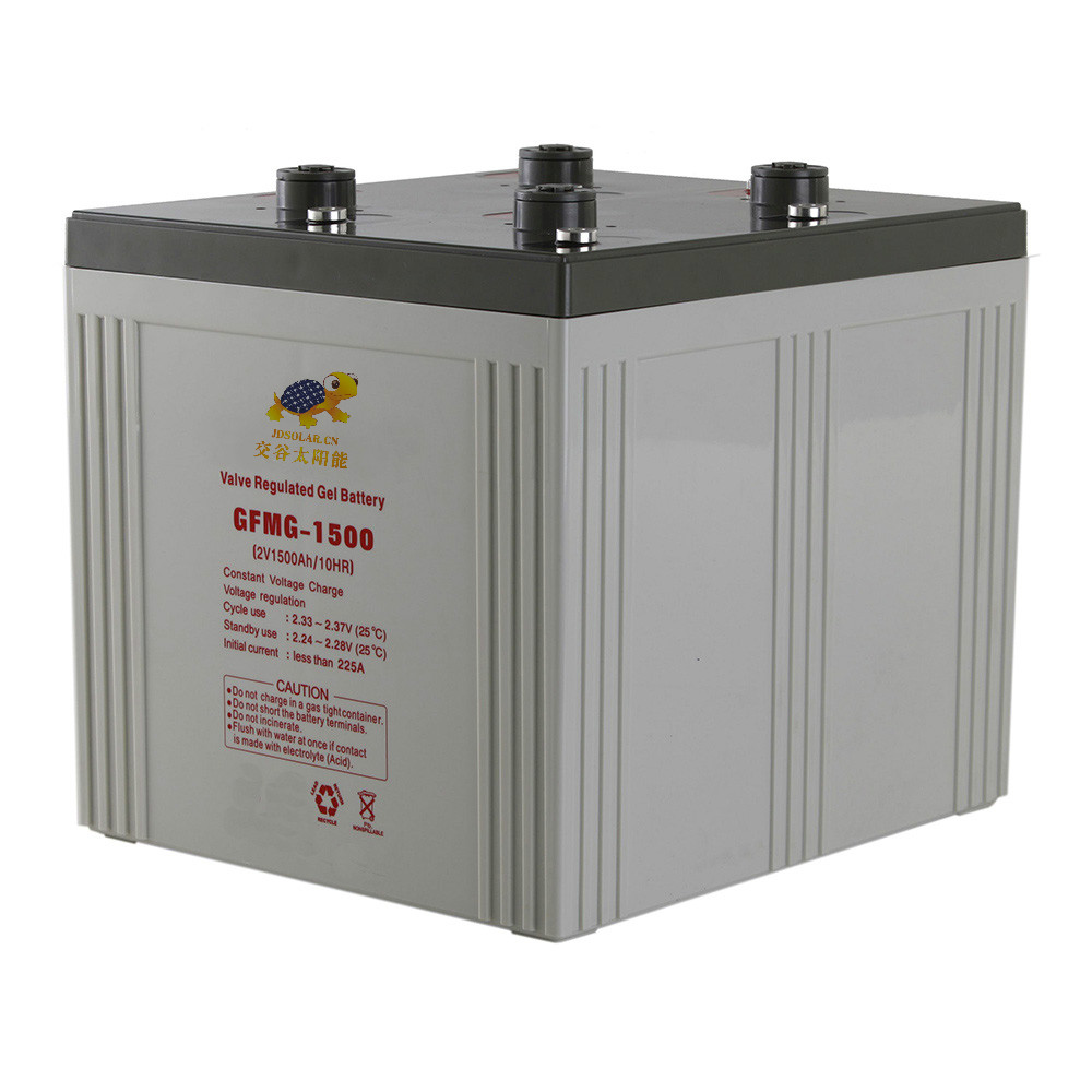 AGM VRLA Battery GFM Series 2V