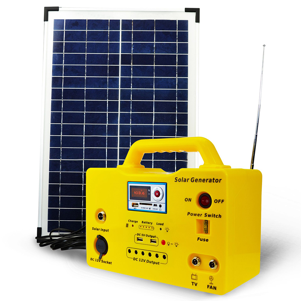 JDSG1220W Series Solar Lighting System
